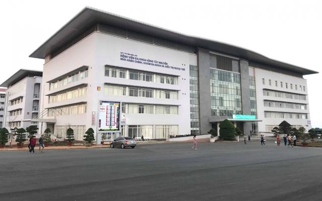 Phát hiện một ca nghi nhiễmSARS-CoV-2 tại Bệnh viện vùng Tây Nguyên  - Ảnh 1.
