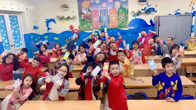 Cô giáo tiểu học ở Hà Nội làm hẳn bài giảng tâm huyết dạy trẻ về phong tục lì xì, bố mẹ chia sẻ rần rần vì quá hữu ích - Ảnh 3.