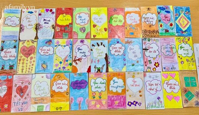 Cô giáo tiểu học ở Hà Nội làm hẳn bài giảng tâm huyết dạy trẻ về phong tục lì xì, bố mẹ chia sẻ rần rần vì quá hữu ích - Ảnh 4.