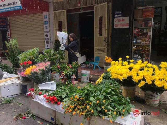 Chợ Hà Nội ngày Mùng 3 Tết, rau xanh tăng nhẹ, thịt bò tăng phi mã - Ảnh 5.