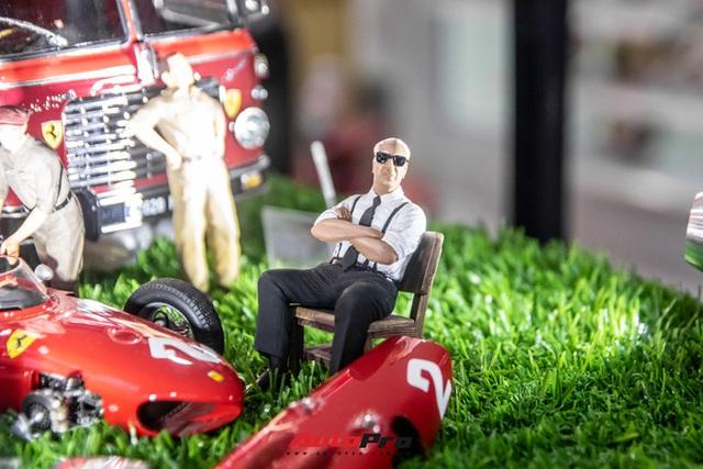 Gặp người sở hữu 'Ferrari' nhiều nhất Việt Nam: 'Đã chi 2 tỷ nhưng chưa dừng lại, phải mua hết dù trùng mẫu' - Ảnh 7.