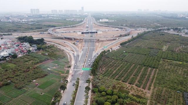 Toàn cảnh những công trình gỡ ùn tắc giao thông cho Hà Nội thời gian qua  - Ảnh 7.