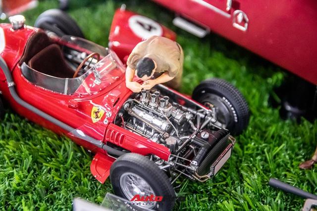 Gặp người sở hữu 'Ferrari' nhiều nhất Việt Nam: 'Đã chi 2 tỷ nhưng chưa dừng lại, phải mua hết dù trùng mẫu' - Ảnh 10.