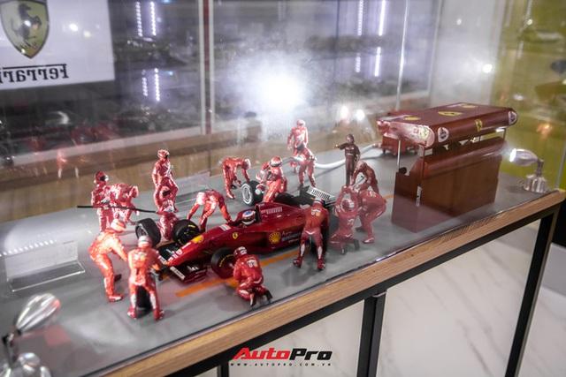 Gặp người sở hữu 'Ferrari' nhiều nhất Việt Nam: 'Đã chi 2 tỷ nhưng chưa dừng lại, phải mua hết dù trùng mẫu' - Ảnh 11.