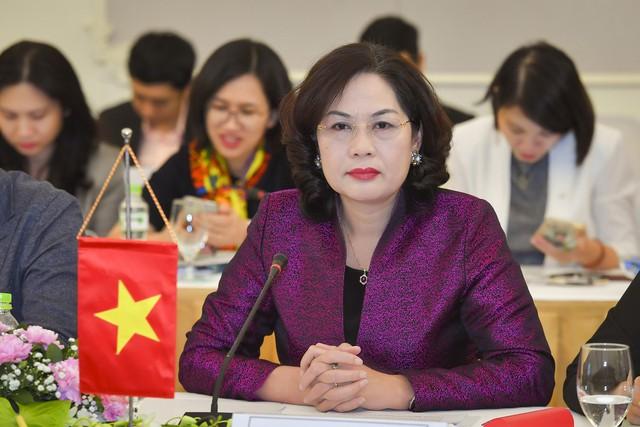 """Tân Thống đốc Nguyễn Thị Hồng: """"Nữ tướng"""" kỹ trị - Ảnh 1."""
