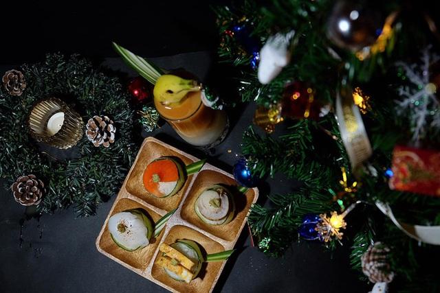 Chàng trai Việt mang di ảnh bố mẹ đi khắp nước Nhật lộ tài nấu nướng đẳng cấp: Đưa đồ ăn đơn giản lên 5 sao - Ảnh 13.