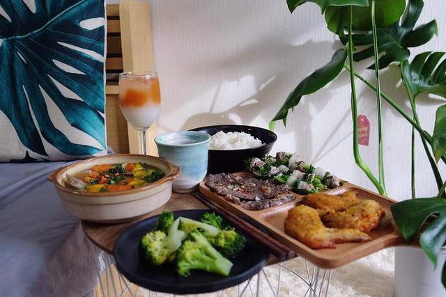 Chàng trai Việt mang di ảnh bố mẹ đi khắp nước Nhật lộ tài nấu nướng đẳng cấp: Đưa đồ ăn đơn giản lên 5 sao - Ảnh 17.