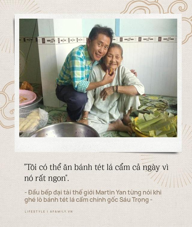 Chuyện nồi bánh tét lá cẩm do bà cụ 91 tuổi ở Cần Thơ sáng tạo, được báo nước ngoài liên tục ca ngợi, hơn 100 nơi làm theo mà vẫn không đâu sánh bằng nhờ nắm bí quyết gia truyền! - Ảnh 34.