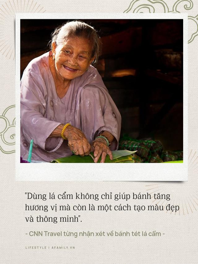 Chuyện nồi bánh tét lá cẩm do bà cụ 91 tuổi ở Cần Thơ sáng tạo, được báo nước ngoài liên tục ca ngợi, hơn 100 nơi làm theo mà vẫn không đâu sánh bằng nhờ nắm bí quyết gia truyền! - Ảnh 7.