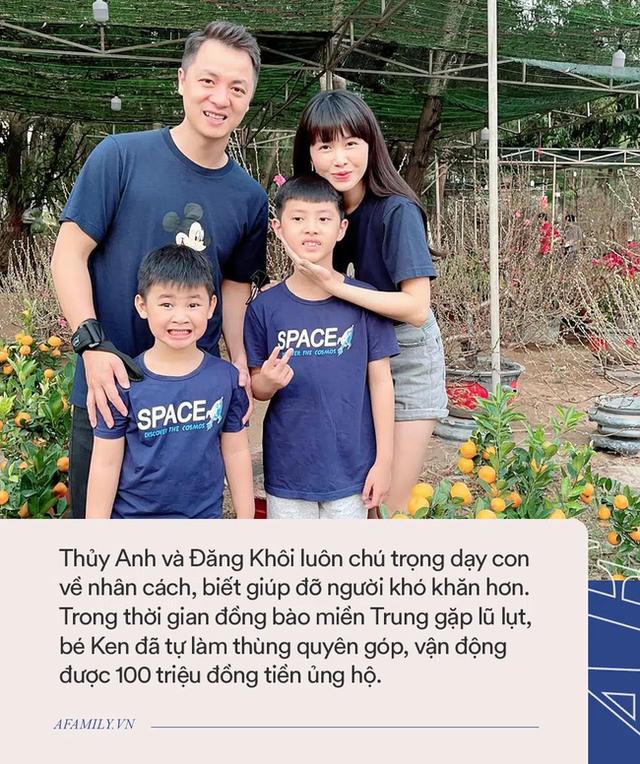 Chưa đầy 10 tuổi nhưng 3 đứa trẻ nhà sao Việt đã nắm trong tay mảnh đất riêng, cách được bố mẹ dạy dỗ mới bất ngờ - Ảnh 2.