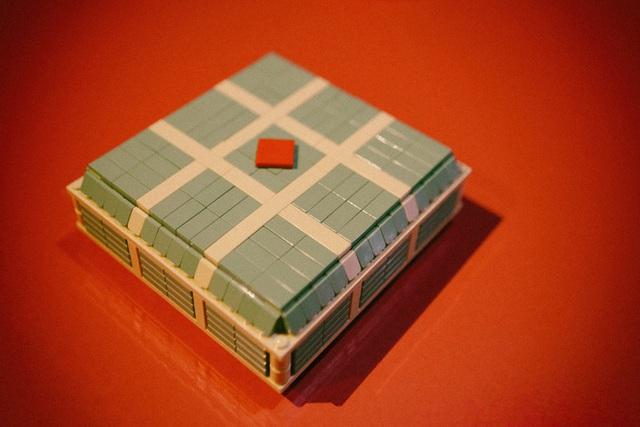 Fanpage nước ngoài đình đám chia sẻ mâm cỗ Tết làm 100% từ mô hình Lego, dân mạng nhận xét: Tự hào quá Việt Nam ơi! - Ảnh 6.