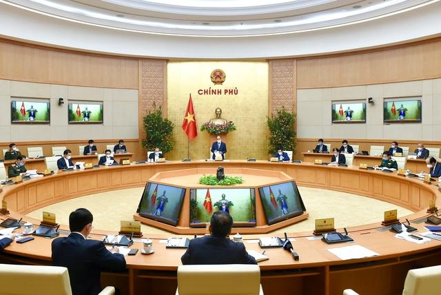 Thủ tướng: Cần đảm bảo cân đối vĩ mô năm sau tốt hơn năm trước - Ảnh 1.
