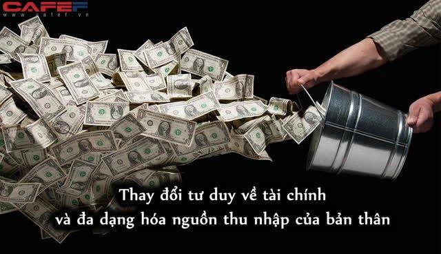 Tiền không phải là tất cả nhưng không có tiền thì vất vả đủ đường: Người có 10 đặc điểm này mới hy vọng thoát khỏi trói buộc của đồng tiền  - Ảnh 1.