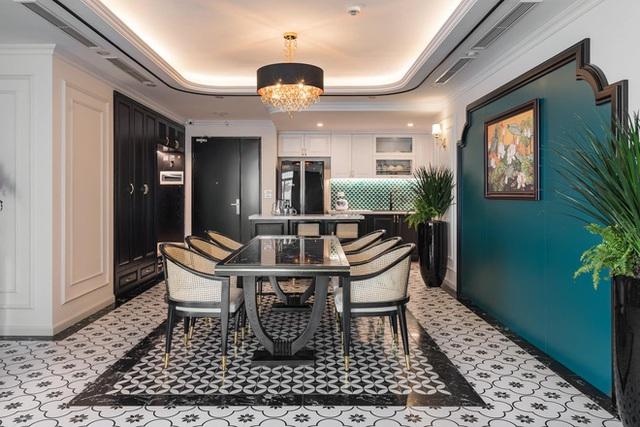 Căn hộ phong cách Đông Dương: Tổng hết 1,2 tỷ, phòng khách vừa cổ điển vừa tây tây - Ảnh 2.