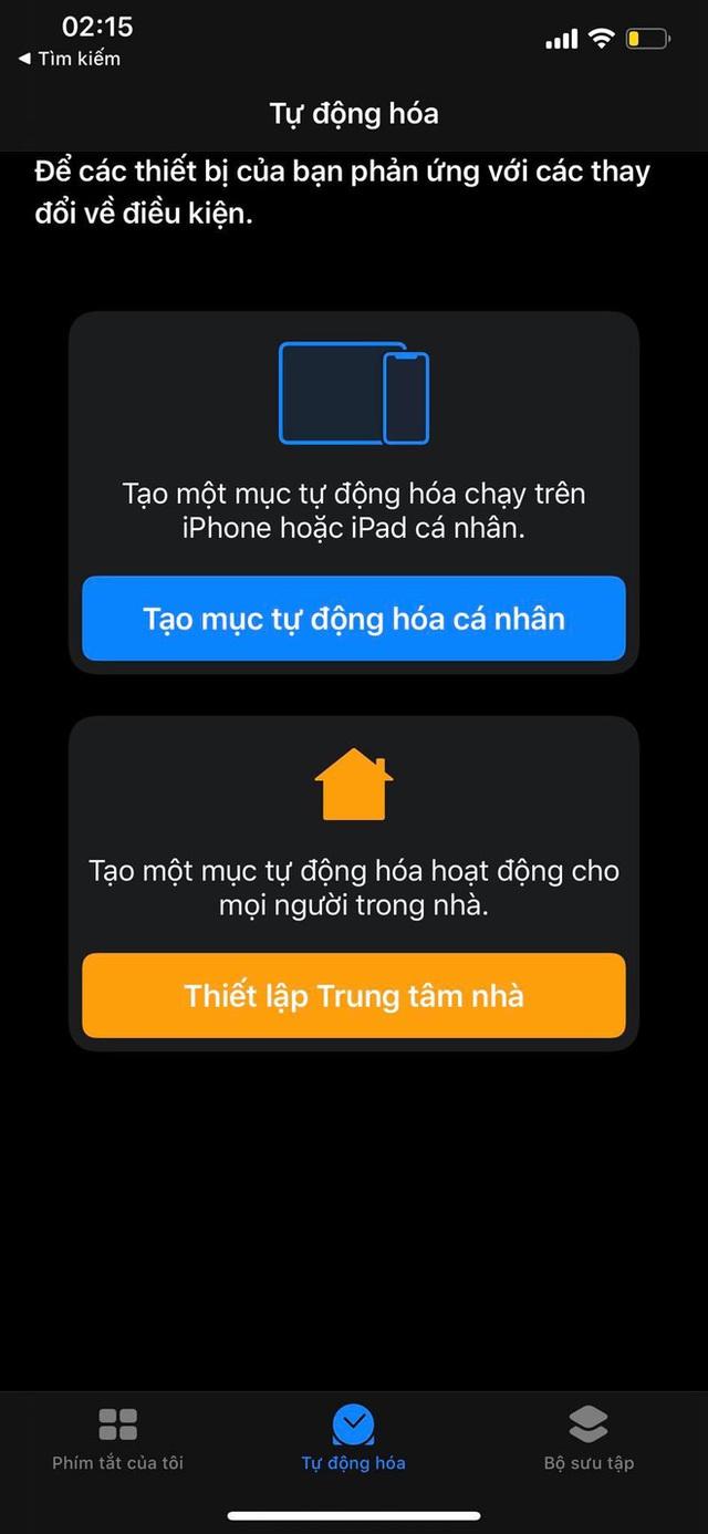 Mẹo bật, tắt Chế độ máy bay tự động theo khung giờ nhất định trên iPhone - Ảnh 3.