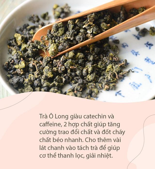 5 loại trà vừa nuôi dưỡng nội tạng, ngừa ung thư lại đốt mỡ bụng nhanh - Ảnh 4.