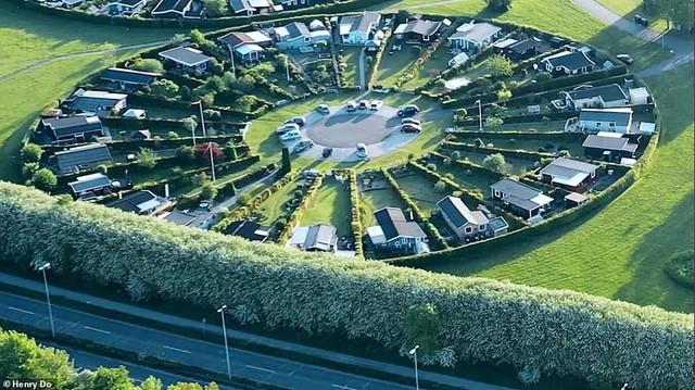 Độc đáo khu đô thị hình tròn tuyệt đẹp tại Đan Mạch  - Ảnh 4.