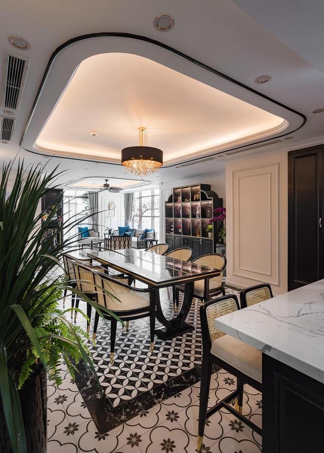 Căn hộ phong cách Đông Dương: Tổng hết 1,2 tỷ, phòng khách vừa cổ điển vừa tây tây - Ảnh 6.