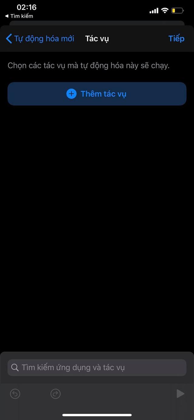 Mẹo bật, tắt Chế độ máy bay tự động theo khung giờ nhất định trên iPhone - Ảnh 6.