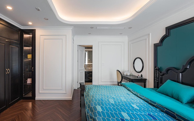 Căn hộ phong cách Đông Dương: Tổng hết 1,2 tỷ, phòng khách vừa cổ điển vừa tây tây - Ảnh 10.
