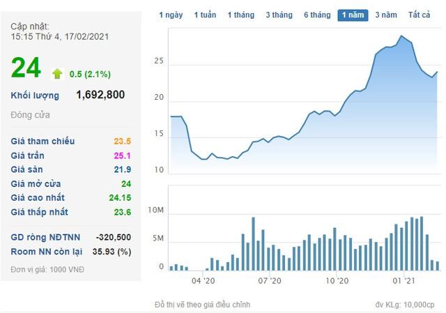 Mặc Covid-19, doanh nghiệp BĐS này vẫn đặt mục tiêu tăng trưởng gần 90% trong năm 2021 - Ảnh 2.