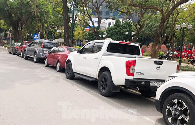 Lật tẩy nhiều bãi xe máy chém tại Hà Nội - Ảnh 6.