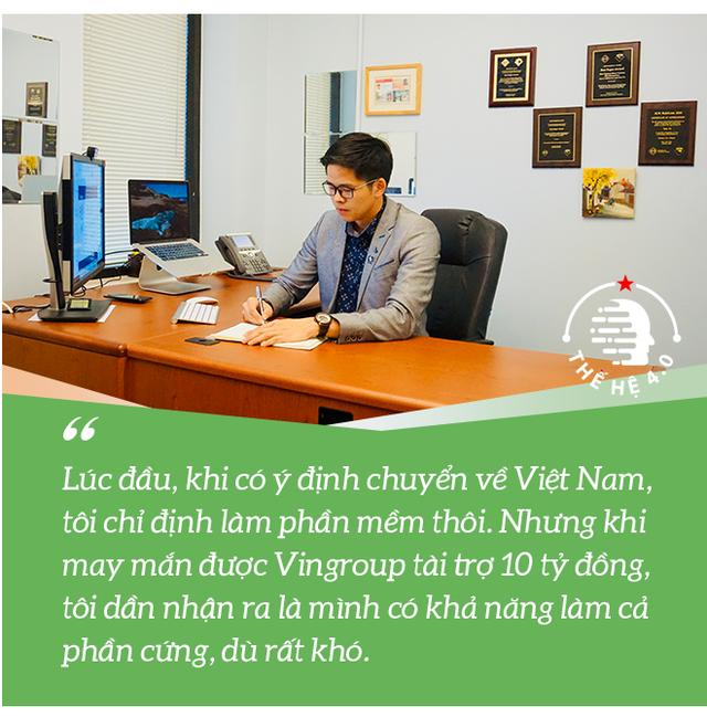 GS Vũ Ngọc Tâm: Giấc mơ của tôi là xây dựng PayPal Mafia của người Việt - Ảnh 3.