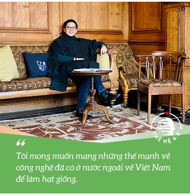 GS Vũ Ngọc Tâm: Giấc mơ của tôi là xây dựng PayPal Mafia của người Việt - Ảnh 6.
