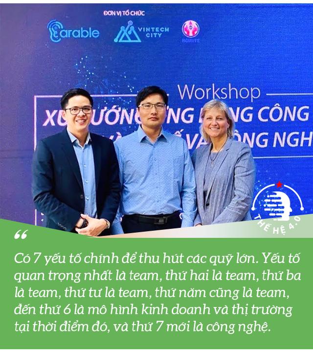 GS Vũ Ngọc Tâm: Giấc mơ của tôi là xây dựng PayPal Mafia của người Việt - Ảnh 9.