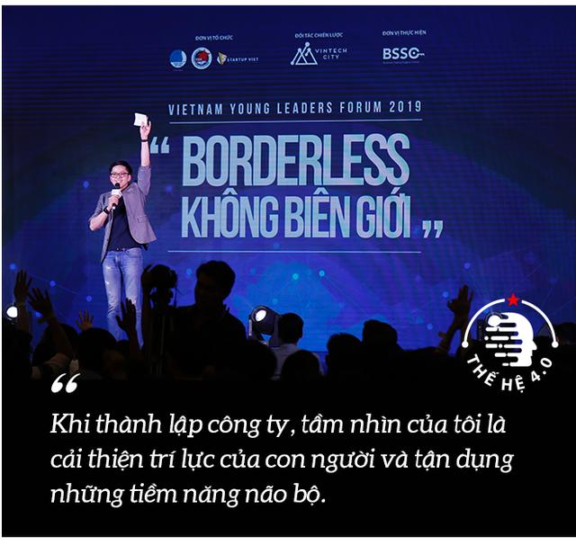 GS Vũ Ngọc Tâm: Giấc mơ của tôi là xây dựng PayPal Mafia của người Việt - Ảnh 11.