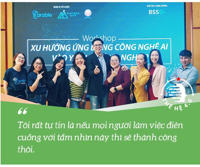 GS Vũ Ngọc Tâm: Giấc mơ của tôi là xây dựng PayPal Mafia của người Việt - Ảnh 14.
