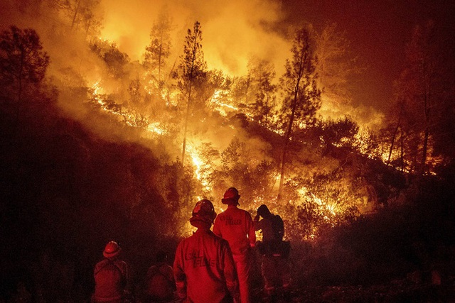Tâm thư của Bill Gates: Tại sao thế giới không chống biến đổi khí hậu như chống COVID-19? - Ảnh 1.