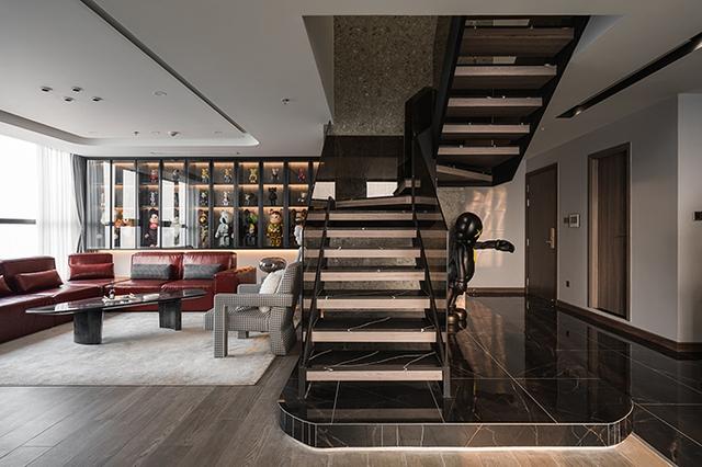 Ấn tượng với không gian của căn Duplex 200 m2 lấp đầy đồ chơi tiền tỷ ở Hà Nội - Ảnh 4.