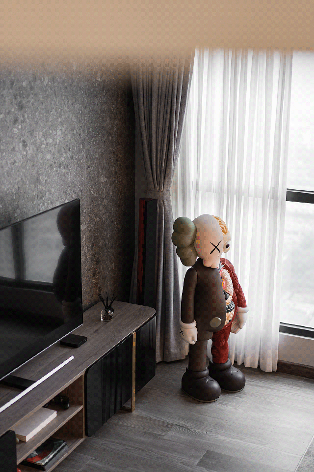 Ấn tượng với không gian của căn Duplex 200 m2 lấp đầy đồ chơi tiền tỷ ở Hà Nội - Ảnh 6.