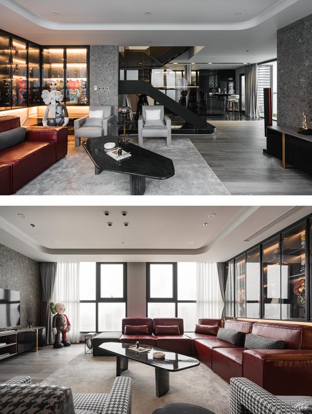 Ấn tượng với không gian của căn Duplex 200 m2 lấp đầy đồ chơi tiền tỷ ở Hà Nội - Ảnh 12.