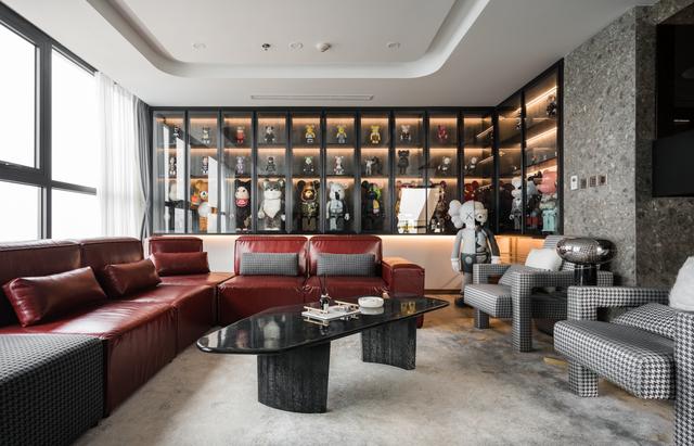 Ấn tượng với không gian của căn Duplex 200 m2 lấp đầy đồ chơi tiền tỷ ở Hà Nội - Ảnh 13.