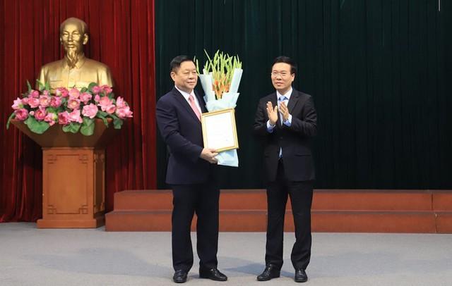 Thượng tướng Nguyễn Trọng Nghĩa làm Trưởng Ban Tuyên giáo Trung ương - Ảnh 1.