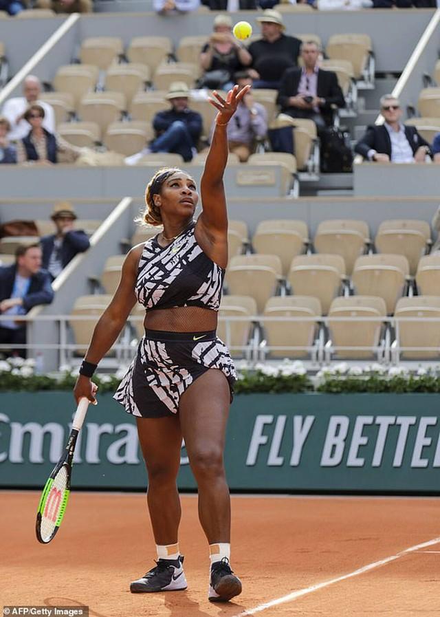 Tuổi 39 thất bại liên tiếp, bỏ ngỏ khả năng giải nghệ nhưng cuộc sống của nữ hoàng quần vợt Serena Williams cực đáng ngưỡng mộ: Thống trị sân đấu bằng tài năng, gu thời trang có 1-0-2 và hôn nhân viên mãn với triệu phú - Ảnh 4.