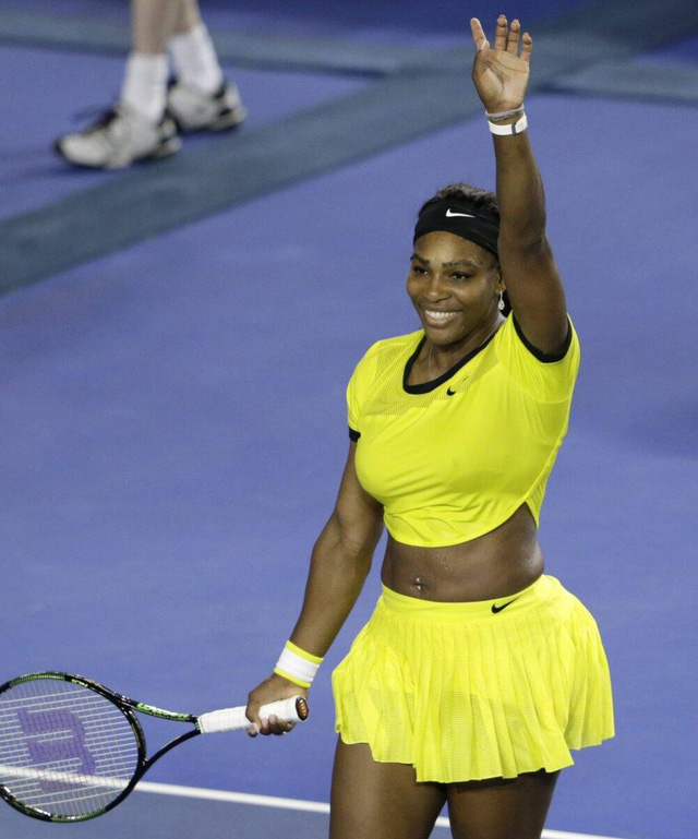 Tuổi 39 thất bại liên tiếp, bỏ ngỏ khả năng giải nghệ nhưng cuộc sống của nữ hoàng quần vợt Serena Williams cực đáng ngưỡng mộ: Thống trị sân đấu bằng tài năng, gu thời trang có 1-0-2 và hôn nhân viên mãn với triệu phú - Ảnh 7.
