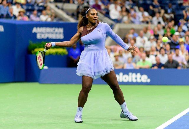 Tuổi 39 thất bại liên tiếp, bỏ ngỏ khả năng giải nghệ nhưng cuộc sống của nữ hoàng quần vợt Serena Williams cực đáng ngưỡng mộ: Thống trị sân đấu bằng tài năng, gu thời trang có 1-0-2 và hôn nhân viên mãn với triệu phú - Ảnh 8.