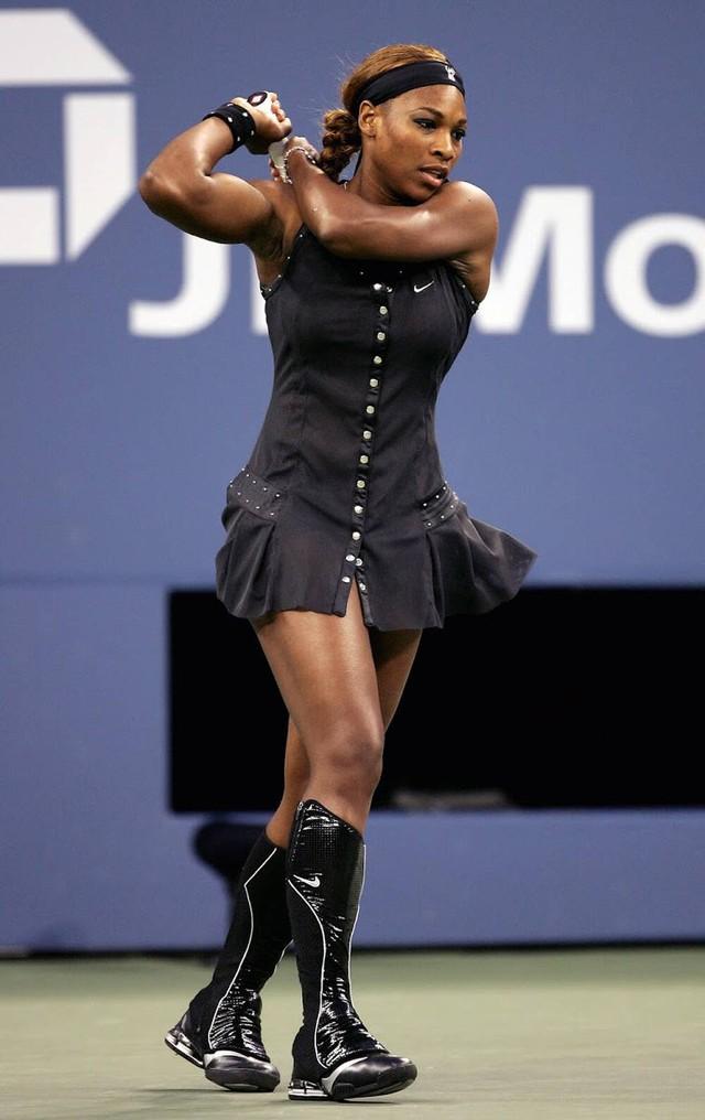 Tuổi 39 thất bại liên tiếp, bỏ ngỏ khả năng giải nghệ nhưng cuộc sống của nữ hoàng quần vợt Serena Williams cực đáng ngưỡng mộ: Thống trị sân đấu bằng tài năng, gu thời trang có 1-0-2 và hôn nhân viên mãn với triệu phú - Ảnh 9.