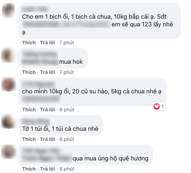 Ấm lòng cảnh dân tình rần rần giải cứu nông sản giúp bà con Hải Dương: nhìn giá bán mà ai cũng thương người nông dân - Ảnh 6.