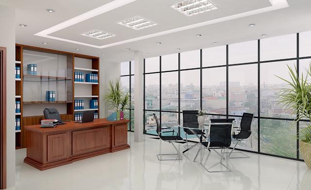 Giá thuê văn phòng tại Tp.HCM vẫn trên đà tăng - Ảnh 1.