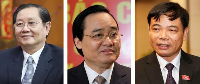 Bảy Bộ trưởng không tham gia Ban Chấp hành Trung ương khóa XIII - Ảnh 1.