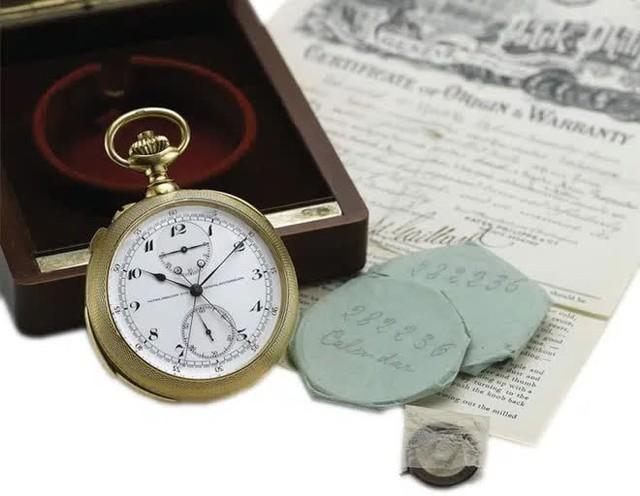 Chuyên gia kiểm định chiếc đồng hồ quả quýt 1,5 triệu USD: Không phải vàng hay đá quý, thứ đáng giá nhất nằm ở mặt sau - Ảnh 2.