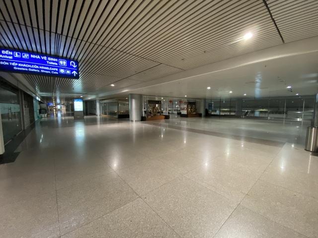 Chùm ảnh: Hình ảnh trái ngược ở ga quốc tế Tân Sơn Nhất trong năm nay và năm trước dịp gần Tết Nguyên đán - Ảnh 20.