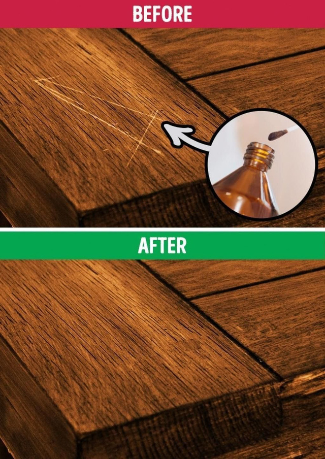 Tất tần tật những cách vệ sinh đồ gỗ chạm trổ phức tạp chuẩn bị đón Tết - Ảnh 5.