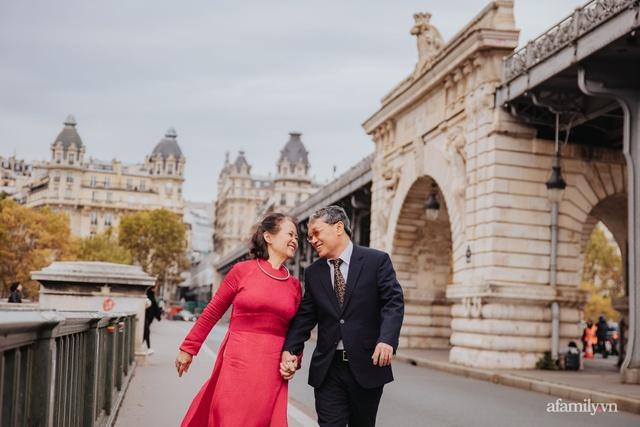Bộ ảnh kỉ niệm 47 năm ngày cưới càng ngắm càng thấy tình của cặp đôi U80 tại Đà Lạt, khiến ai cũng ước ao có một tình yêu trọn đời ngát xanh - Ảnh 6.