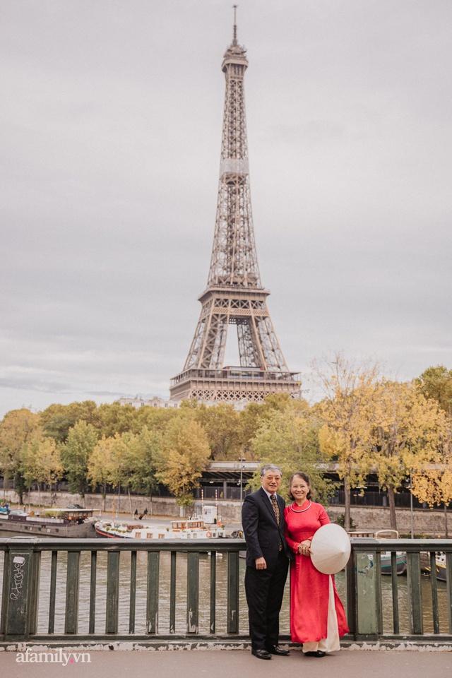 Bộ ảnh kỉ niệm 47 năm ngày cưới càng ngắm càng thấy tình của cặp đôi U80 tại Đà Lạt, khiến ai cũng ước ao có một tình yêu trọn đời ngát xanh - Ảnh 7.