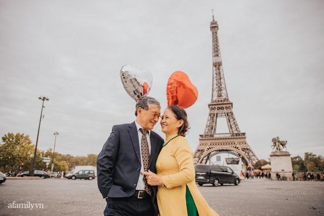 Bộ ảnh kỉ niệm 47 năm ngày cưới càng ngắm càng thấy tình của cặp đôi U80 tại Đà Lạt, khiến ai cũng ước ao có một tình yêu trọn đời ngát xanh - Ảnh 8.